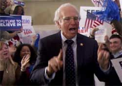SNL, Curb Your Bern with Larry David
