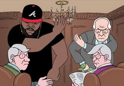 """Bernie Sanders and Ice Cube Slap the Smug off of the Koch Brothers in Animated Short called """"Don"""