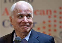 John McCain on 'Wacko-Bird' Ted Cruz, Bernie Sanders and Trump - Seth Meyers