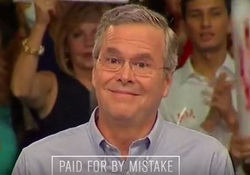 Jeb Bush Wants Rand Paul's Hand-Me-Down Supporters - Jimmy Kimmel