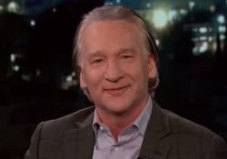 Bill Maher Says He Isn't That Different From Donald Trump - Jimmy Kimmel
