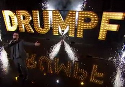 John Oliver Invites America to Make Donald Drumpf Again, Who