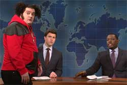 SNL Weekend Update, just funny with Riblet, March 12 2016