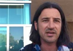 Protester Bryan Sanders explains being sucker punched by Trump supporter in Tucson