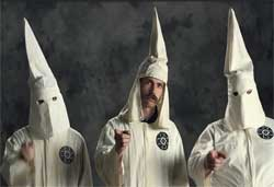 Not all Klansmen support Donald Trump, many support Ted Cruz