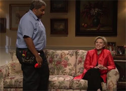 SNL Cold Open, Hillary loses 7 in a row, April 9 2016