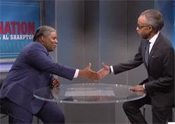 SNL Politics Nation with Al Sharpton