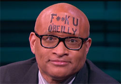 Larry Wilmore tells Bill O