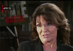 Scientist Sarah Palin knows stuff, Larry Wilmore