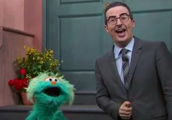 Lead Poisoning, John Oliver and Muppets