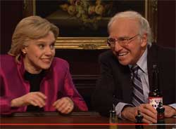 SNL Cold Open, Bernie won
