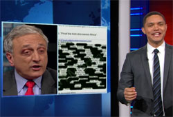 Trevor Noah makes a fool of Trump Thug Carl Paladino