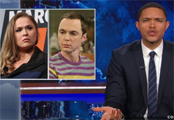 Trevor Noah and Duncan Hunter want to draft our daughters!