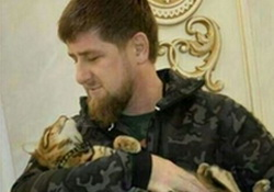 Help Chechnyan Dirtbag Ramzan Kadyrov Find His Cat - John Oliver