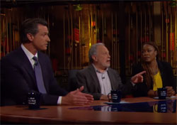 Bill Maher, Gavin Newsom, Heather McGhee, and Robert Reich do the Trump Speech, Full Video