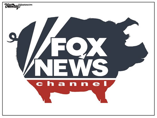 Fox News, Roger Ailes and the Sexist Pig Channel