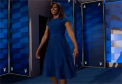Democratic Convention, Michelle Obama gives the greatest convention speech of all time