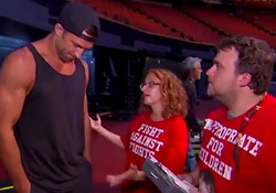 Politically Correct Activists Petition to Stop Violence in MMA - Jimmy Kimmel