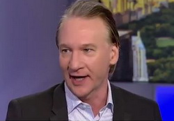 Bill Maher Disgusted by Trump