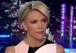 Megyn Kelly Loses Cool with D L Hughley on Race & Police