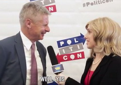 Feel the Johnson - Libertarian Candidate Gary Johnson on Donald Trump, Guns & Taylor Swift