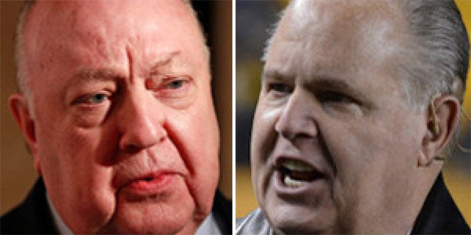 Rush Limbaugh defends Trump