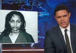 Daily Show Trevor Noah makes a fool of shoplifter Katrina Pierson
