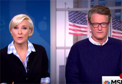 Donald Trump attacks Mika after believing Hillary is having an affair with Terry McAuliffe
