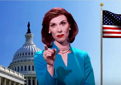 Betty Bowers Has Had It With Social Media Patriots!