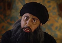 ISIS Leader Begs America, DON'T Elect Donald Trump - Aasif Mandvi, FOD video