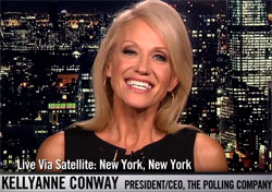 Kellyanne Conway enables pure evil, Bill Maher is back!