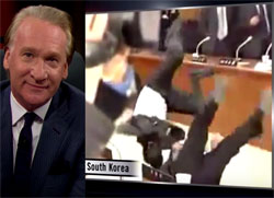 New Rules Bill Maher calls for More Civility in Politics, September 16 2016