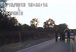 Actual shooting video of unarmed black man Terence Crutcher on Oklahoma highway