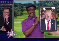 Certified Black Republican PK Winthrop sets us straight on Trump, Stephen Colbert