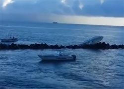 Don't go boating at night! Miami Marlins Jose Fernandez dead on a jetty