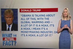 Daily Show Desi Lydic fact checks biggest Debate Trump Whoppers