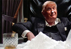 Bill Maher Monologue, Trump on cocaine, Sept 30 2016