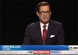 SNL Cold Open: Tom Hanks, Alec Baldwin and Kate McKinnon do the 3rd Trump Clinton debate