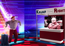 Krump the Right, Dance against Rush Limbaugh