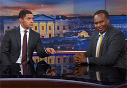 Daily Show Roy Wood Jr going to sue Everyone, 911 Saudi Arabia lawsuit veto overridden
