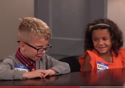 Kimmel Kids Delightful ' Out of Focus Group' on Presidential Debate