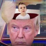 Donald Trump has the mind of a Toddler, Daily Show