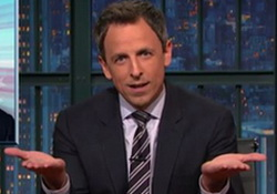 Polls Tighten with Five Days to Election, Time to Panic? - Seth Meyers