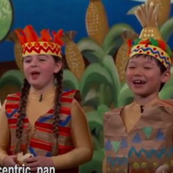 The Most Politically Correct Thanksgiving Pageant Ever! Jimmy Kimmel