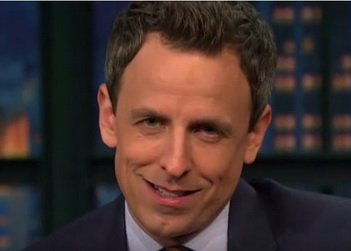 Thanksgiving is Too Close to Christmas - Seth Meyers Annual Rant
