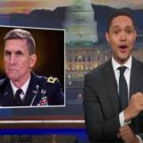 Trevor Noah makes a fool of General Michael Flynn - Video
