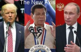 Phillipines Duterte, Trump says he is solving the Drug problem the RIGHT WAY