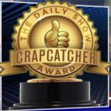 First Daily Show Crapcatcher Awards go to Jake Tapper and George Stephanopoulos