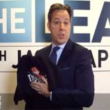 Samantha Bee first Thunder C*** Award goes to Jake Tapper! - Video
