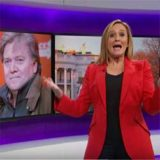 Samantha Bee, Trump picks Steve Bannon to ease racial tensions - Video